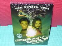 LOCOS POR LA CIENCIA - 1 TEMP. COMPLETA - PRECINTADO -  dvds