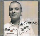 CD ALBUM 14 TITRES--SANSEVERINO--LES SENAGALAISES--2004