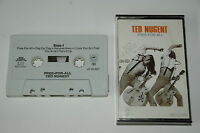 Ted Nugent - Free For All / EPIC 1976 / Tape / Rar