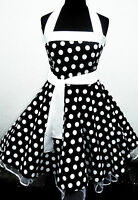 50er,Petticoat, Rockabilly,Party,Tanz,Retro,Vintage,Garde,Punkte,Abiball Kleid