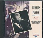 CD ALBUM LIVE 11 TITRES--CHARLIE PARKER--BIRD LIVES !