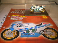 Deagostini Champion Racing Bikes - Issue 31 - Yamaha TZ250L - Christian Sarron