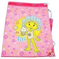 Fifi & The Flowertots Kids Girls School Sports Trainer Swim Pe Gym Bag Sale -new
