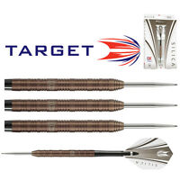 TARGET Silica Gemini 90% Tungsten 26g Steel Tip Dart Pins