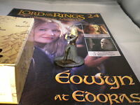 Lord of the Rings Figures - Issue 24 - Eowyn at Edoras - Eaglemoss *
