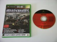 Official UK XBOX Magazine ~ Game Disc 39 ~ Mercenaries Demo + More