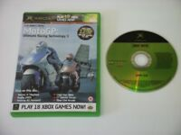 Official UK XBOX Magazine ~ Game Disc 43 ~ Moto GP Demo + More