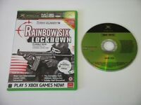 Official UK XBOX Magazine ~ Game Disc 46 ~ Rainbow Six Lockdown Demo + More