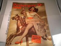 Picturegoer July 30th 1955 - Doreen Dawne - Martine Carol