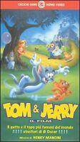 Tom & Jerry: il film (1993) VHS