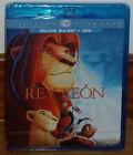 EL REY LEON EDICION DIAMANTE COMBO BLU-RAY+DVD DISNEY NUEVO PRECINTADO R2
