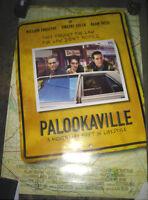 PALOOKAVILLE / ORIGINAL U.S. ONE-SHEET MOVIE POSTER (VINCENT GALLO)