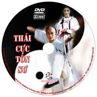 Thai Cuc Ton Su - Phim HK ATV - W/ Color Labels