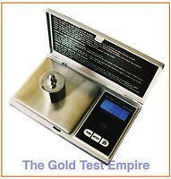 NEW 100x 0.01g Digital Pocket Jewelry Scale Testing Test Diamond CTS & Gold Gram
