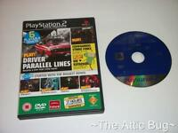 Sony Playstation 2 / PS2 ~ Playstation 2 Official Magazine UK ~ Demo Disc 70