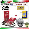 Kit Distribuzione + Pompa Acqua - Seat Inca (6K9) 1.9 TDI Kw 66 Cv 90