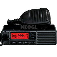 Vertex Standard VX-2200 UHF 450-520MHz car truck mobile radio transceiver + mic