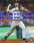 Justin Verlander Detroit Tigers MLB OFFICIAL LICENSED 8X10 BASEBALL PHOTO