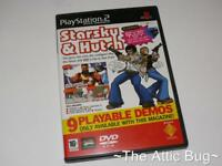 Sony Playstation 2 / PS2 ~ Playstation 2 Official Magazine UK ~ Demo Disc 36