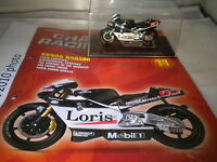 Deagostini champion racing bikes – issue 11 – Honda nsr 500 loris capirossi
