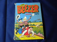 The Beezer Annual Book 1976