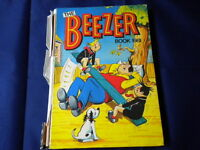 The Beezer Annual Book 1981