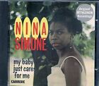CD ALBUM 12 TITRES--NINA SIMONE--MY BABY JUST CARES FOR ME--1982