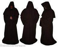 LONG Deluxe Pagan Monk Brown BELT Jedi Robes UK Made Halloween Fancy Dress