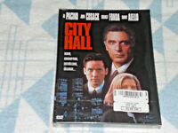 City Hall (2000) Im Snapper Case  NEU OVP Al Pacino