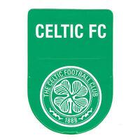 Celtic Football Club Car Tax Disc Holder Crest Official Product Glasgow Scotland