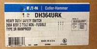 Cutler-Hammer DH364URK 200 Amp Heavy-Duty Safety Switch BRAND NEW IN BOX