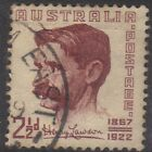 1949 (P114) Australia 2 1/2D Red Henry Lawson ow231