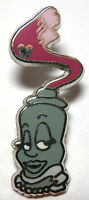 HIDDEN MICKEY Disney Pin SINGLE WATER WHIP World Of Color CAST Pink SHIP DISC
