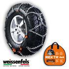 Catene da neve WEISSENFELS RTR REX TR Gr 10 Minibus Pick-Up 4X4 - 255/55-17