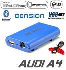 Adaptateur GBL3AU2 Dension Gateway Lite BT USB MP3 WMA iPod Mains libres Audi A4