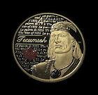 2012 CANADA $4 SILVER COIN WAR OF 1812 COIN TECUMSEH COIN PROOF 9999 SILVER COIN