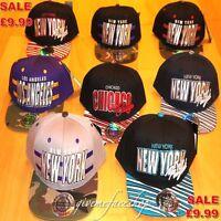 NEW NY SNAPBACK CAPS. FLAT PEAK BLING HATS, ORIGINAL CH HIP HOP BRIM FITTED SALE