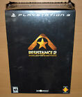 RESISTANCE 2 PS3 LIMITED EDITION COLLECTOR´S NEW SEALED