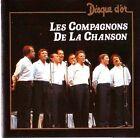 """Les COMPAGNONS DE LA CHANSON """"Disque d'or"""" (CD) 1992"""