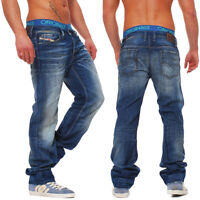Diesel Jeans Viker Blue Eyecons Edition Regular Straight