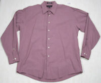BRANDINI Mens Long Sleeve Dress Shirt size 16/34-35