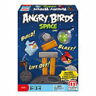 Mattel Angry Birds Outer Space Family Fun Hands On Card Game For 2-4 Players Toy