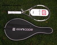 New Wilson ncode n6 n code n 6 Tennis Racket + case 95 4 5/8 (5) String promo