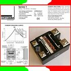 IR® CRYDOM™ D2410 SSR★RELE' STATO SOLIDO DC In.3-32Vdc Out.240V~10A★PANEL MOUNT