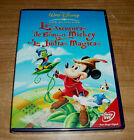 LAS AVENTURAS DE BONGO,MICKEY Y LAS JUDIAS MAGICAS-DVD-CLASICO DISNEY Nº 9-NUEVO