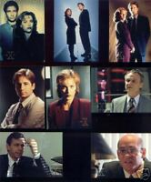X-FILES 1995 TOPPS COLLECTOR CARDS COMPLETE SET