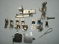 Vintage Greist Sewing Machine Parts Rotary Attachments