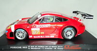 FLY 704102 Porsche 997 RSR 24hrs LeMans 2010 1/32 Slot Car Flyslot 704102