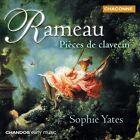 RAMEAU J. P. - Werke Für Cembalo CD Chandos NEW