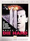 Die Hard (DVD, 2001, 2-Disc Set, Five Star Collection)